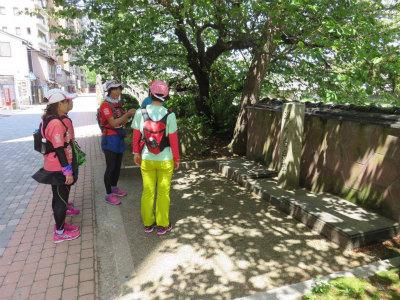 JoyRun☆941st_浅野川沿いにて♪