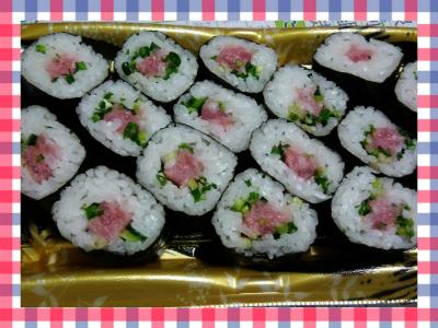 イオンで買ったお寿司その2♪