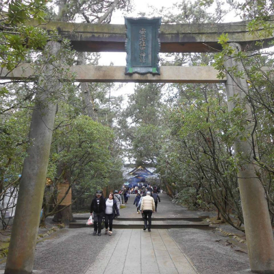 安宅住吉神社へ初詣♪