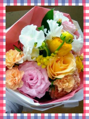 春らしいお花・その1♪