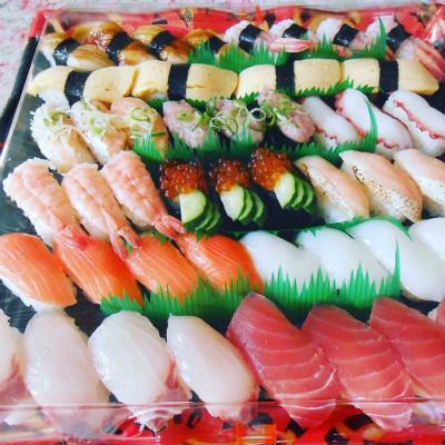 いつものお寿司♪