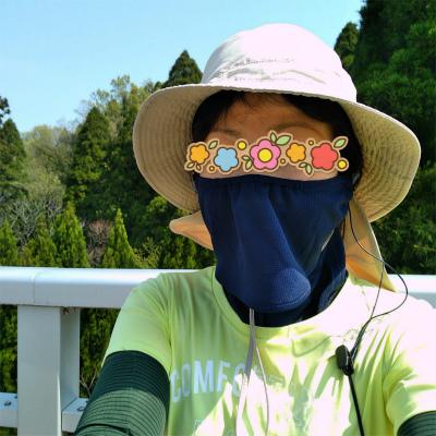 UVカットマスクは使い勝手がよいです♪