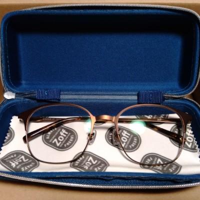 zoffで作ったサングラス♪